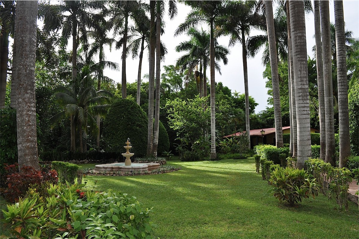 Yucatan ginaventuras for Jardines la hacienda