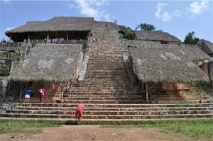 Acrópolis de Ek-Balam