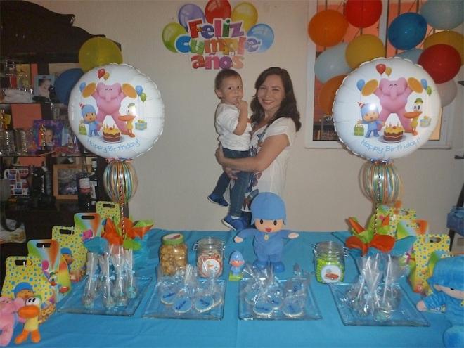 ¡Feliz cumpleaños Copito!