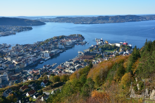 Bergen en todo su esplendor