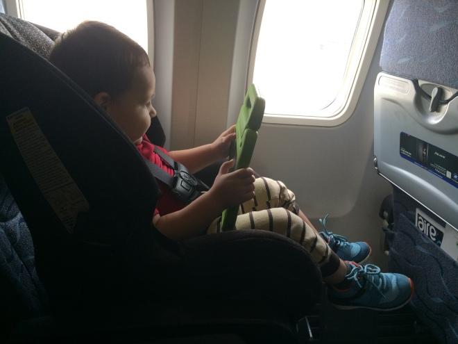 Gran espacio entre las piernas en Aeromexico plus