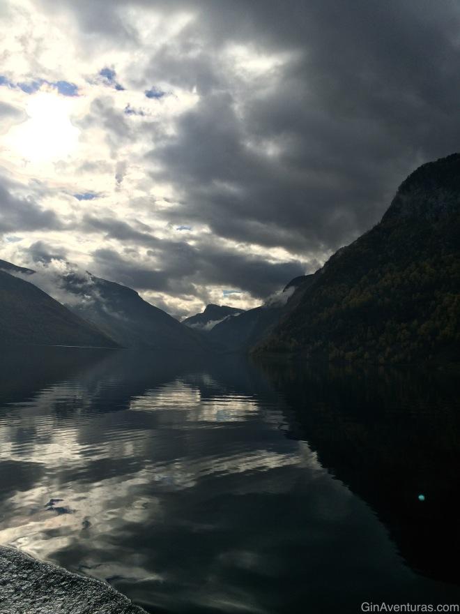 Luces y sombras (Nærøyfjord)