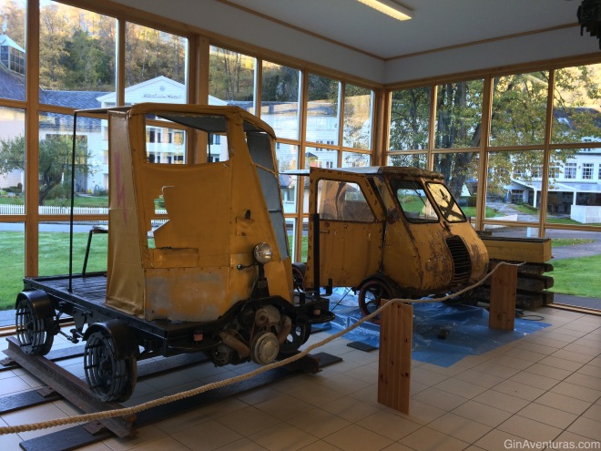 Museo del Tren de Flam