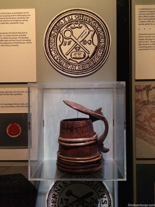 Historia de la cerveza en Carlsberg