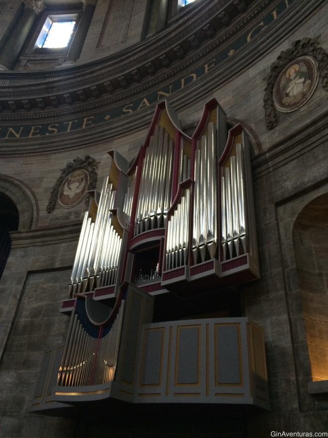 El órgano moderno