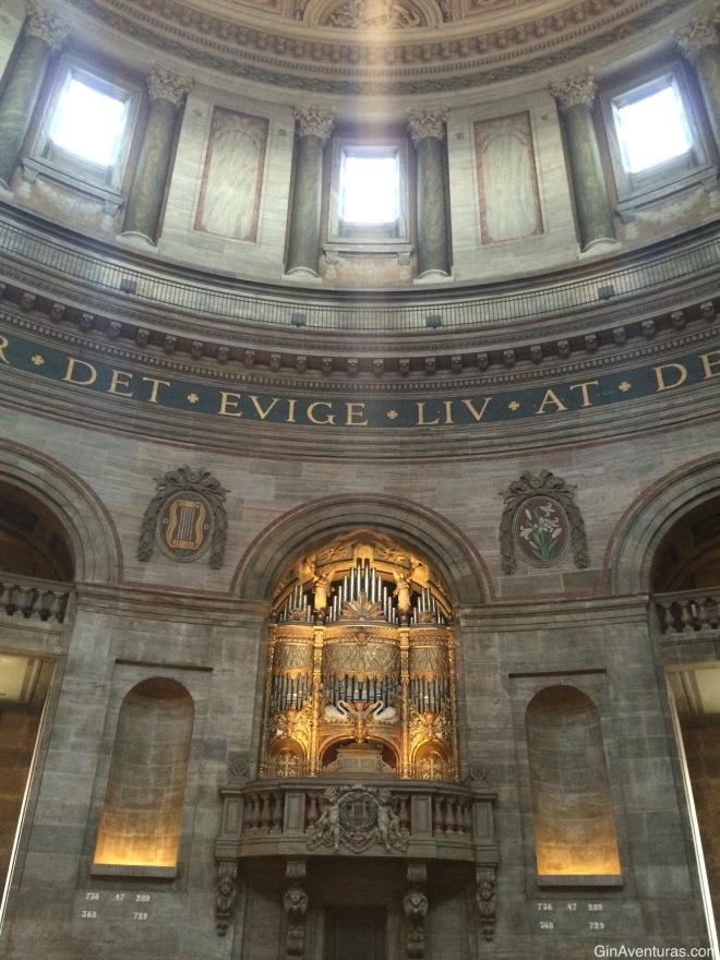 El organo antiguo