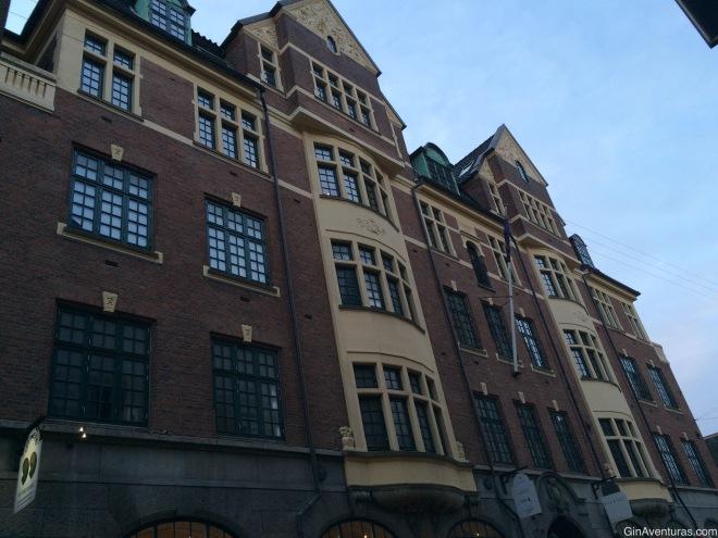 Edificios al azar
