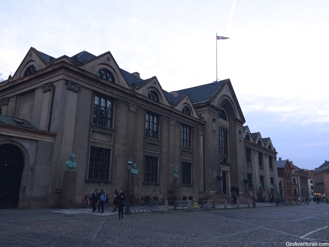 Universidad de Copenhague