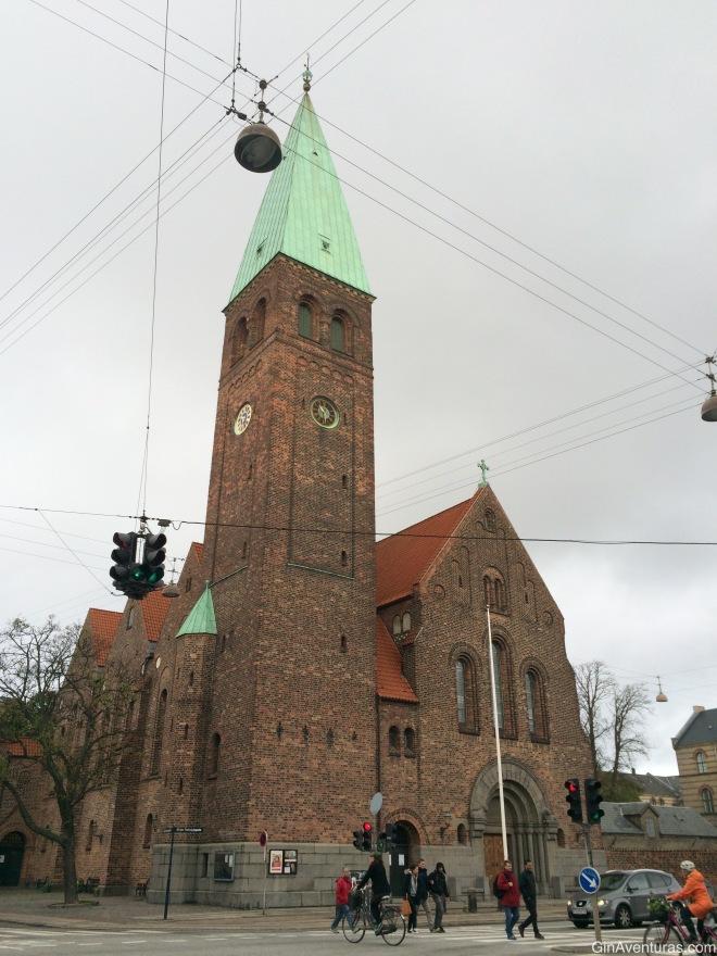 Skt Andreas Kirke
