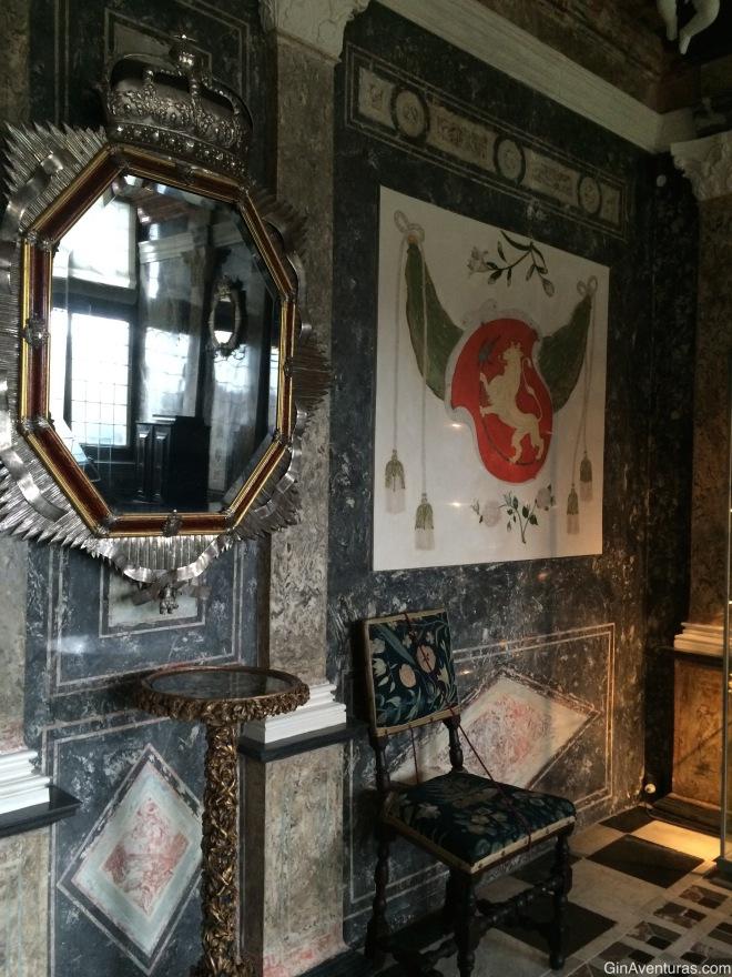 interiores de Rosenborg