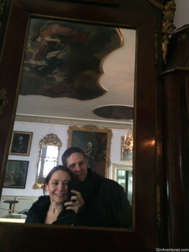 Una selfie muy royal