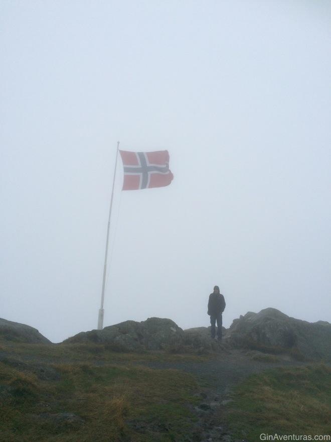 Mr. Viking muy patriota
