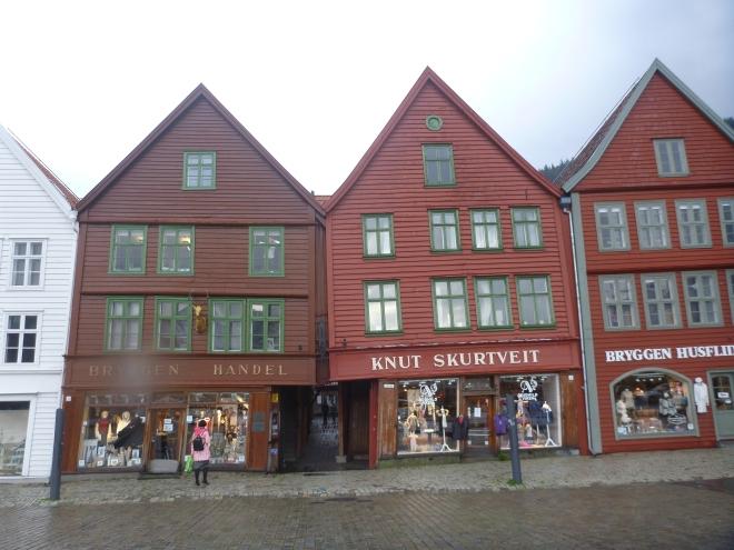 Bryggen, Patrimonio Cultural de Noruega
