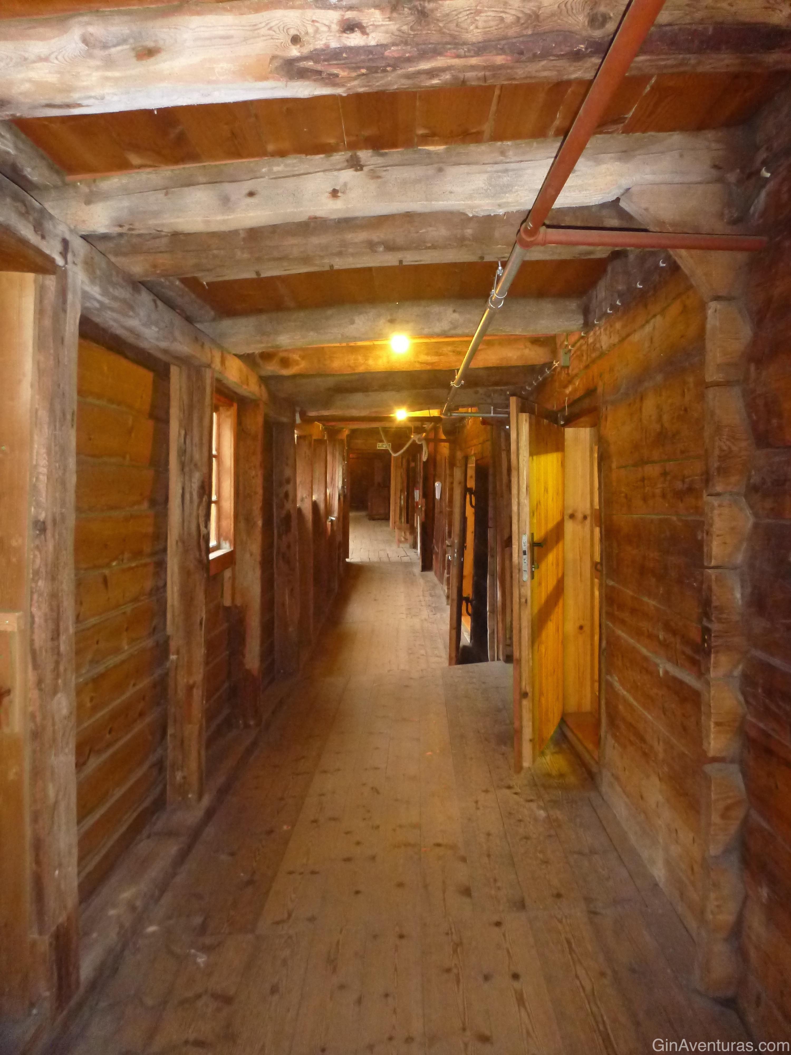 Centro de la ciudad ginaventuras - Arquitectura en madera ...