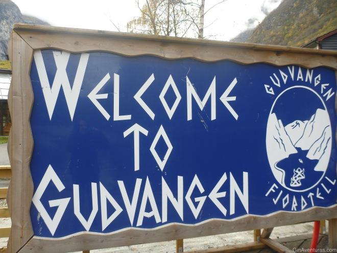 Hello Gudvangen, bye Gudvangen