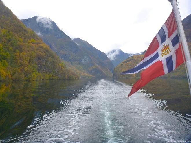 El ferry fue lo mejor del Norway in a Nutshell