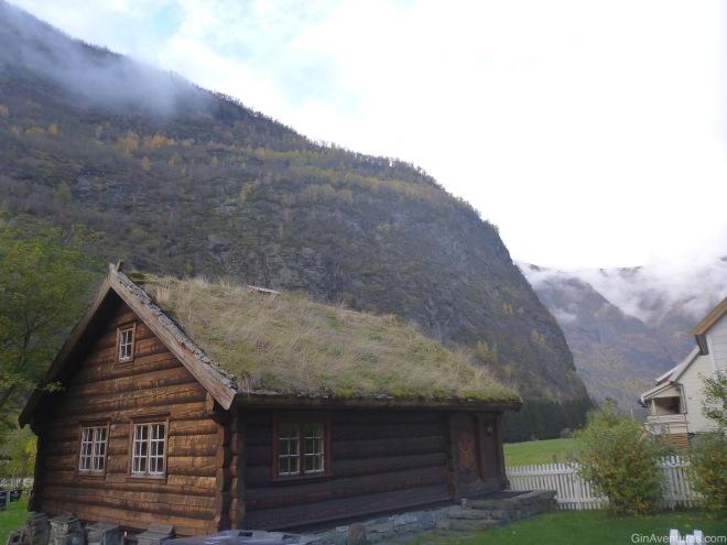 Cabañas noruegas que me recordaron a Hobbiton