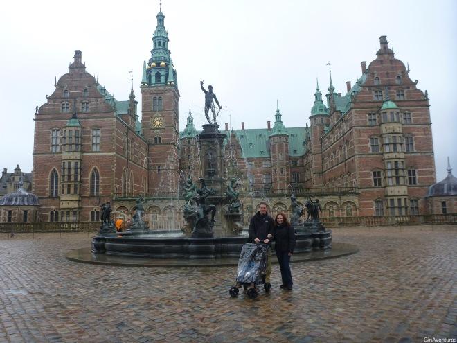 Foto del recuerdo en Frederiksborg