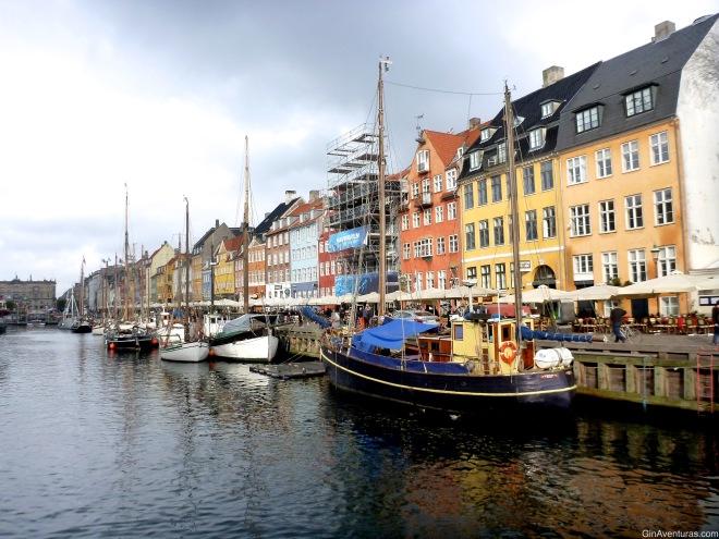 Nyhavn, el lugar más emblemático de Copenhague