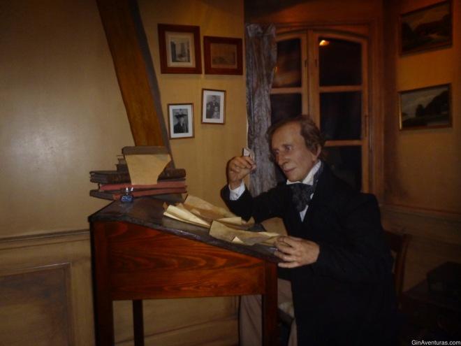 El mismísimo Hans Christian Andersen