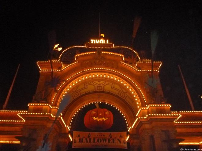 Entrada a Tivoli Gardens