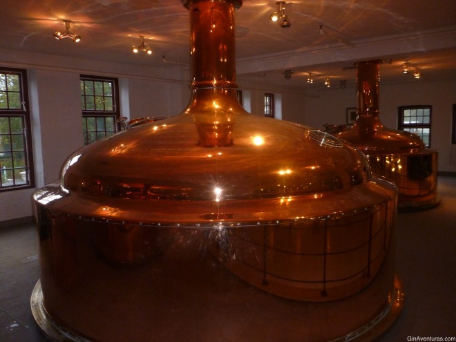 Jacobsen brewhouse