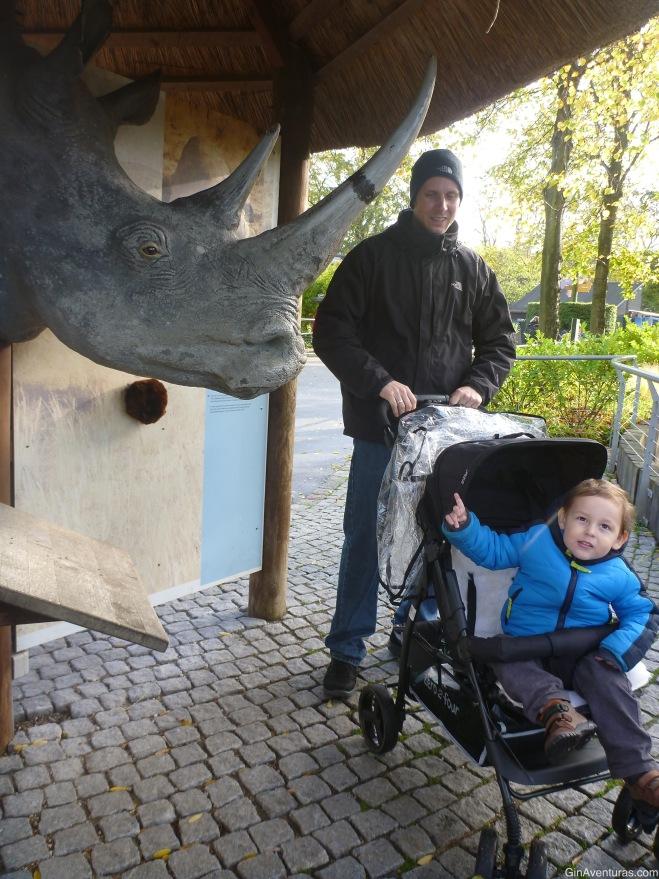 """""""Es un rhino, mamma"""""""