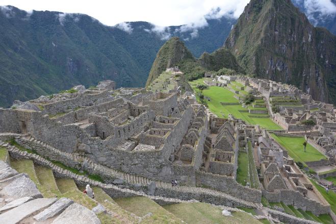 Wayna Picchu cuidado a Machu Picchu