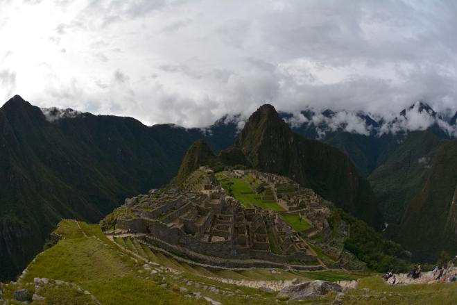 ¡Hasta mañana Machu Picchu!