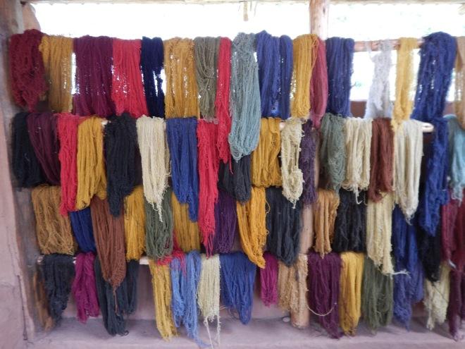 Una gran variedad de colores