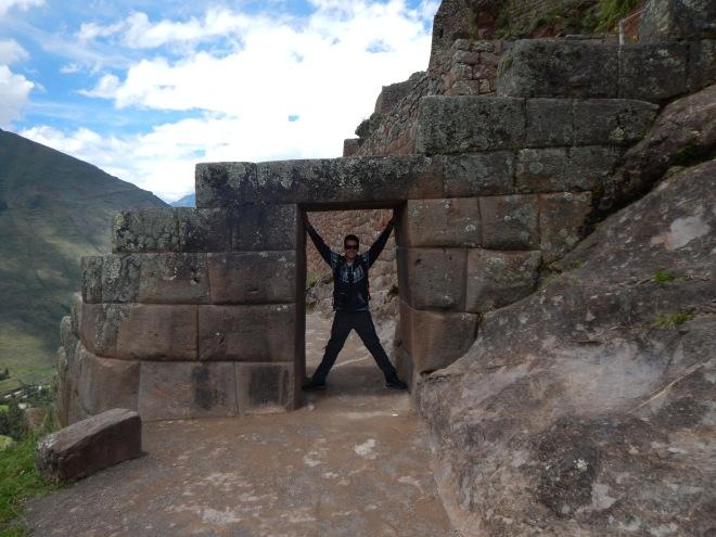 Puerta Inca