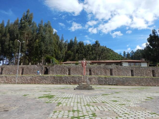Pasado inca en la Iglesia de San Cristóbal