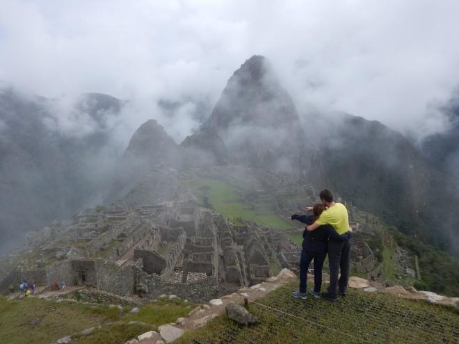 ¡Por fin Machu Picchu!