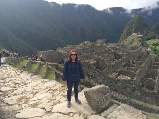 Panorámica de Machu Picchu