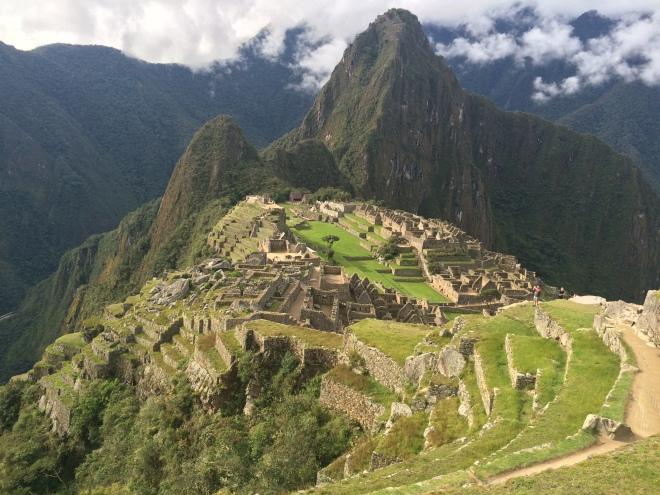 Machu Picchu en todo su esplendor