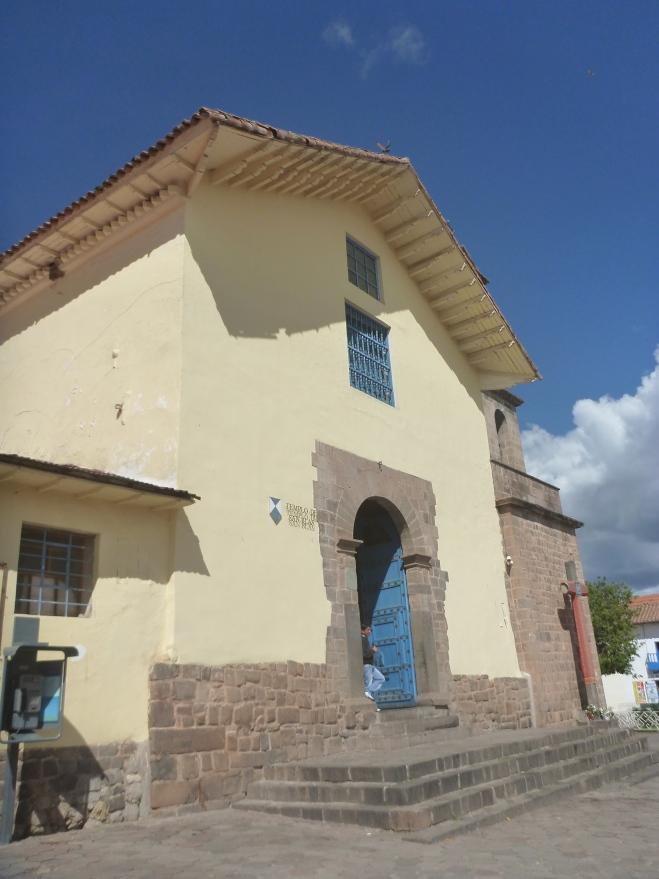 Templo de San Blas
