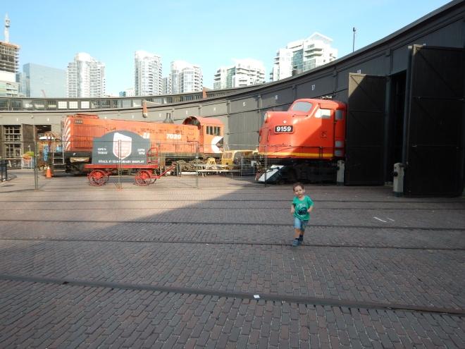 Railway Museum en Toronto