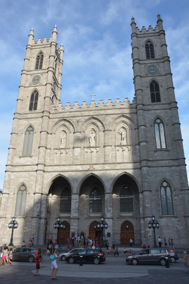 Basílica de Notre-Dame