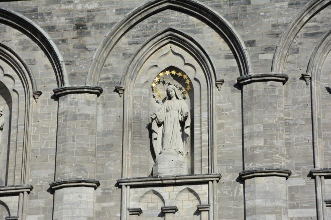 Detalle de Notre-Dame