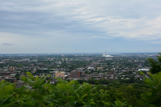 Vista desde Mont Royal