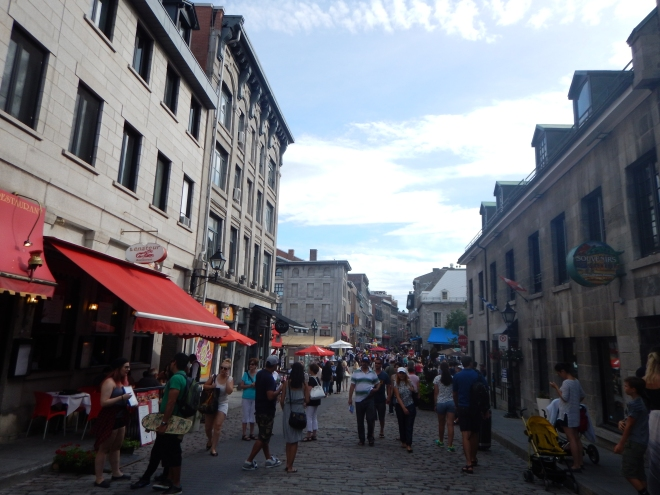 Rue de Saint-Paul