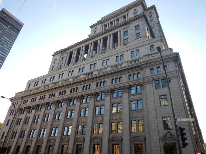 Edificio del Banco Nacional