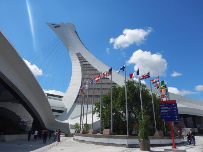 Torre del Estadio Olímpico