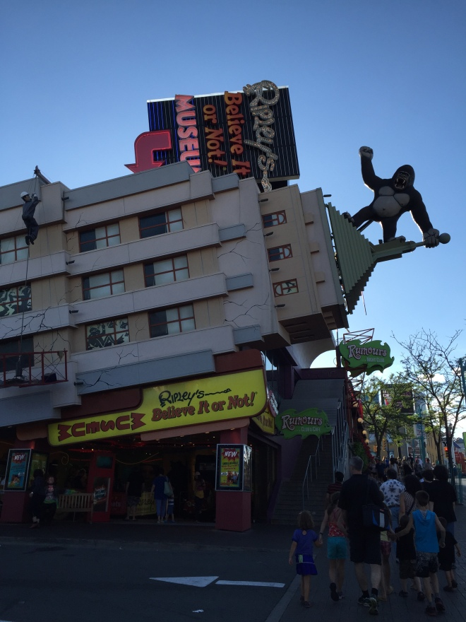 king kong clifton hill