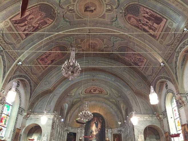 Interiores de Bon-Secours