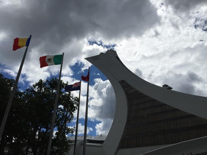 Mexico en el Estadio Olímpico