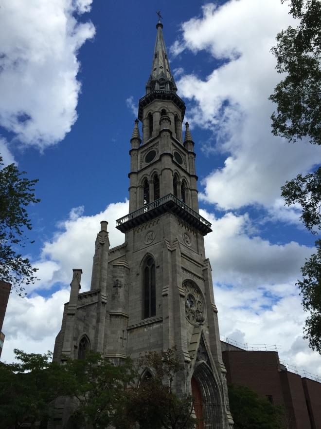 Antigua catedral de Saint Jaques