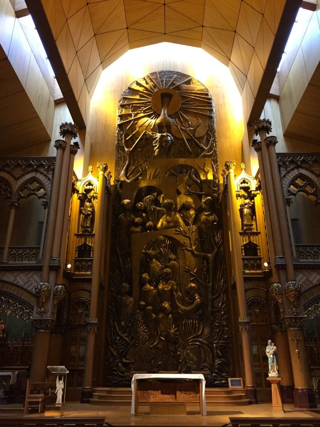 Sacre-Coeur Chapel