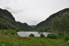 Un primer paisaje por aquí