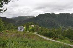 Un segundo paisaje por acá
